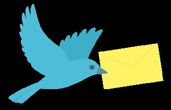 青い鳥(郵便)