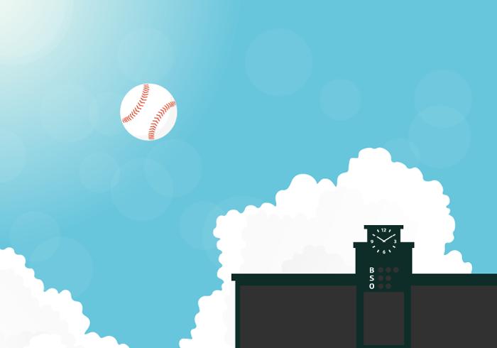 野球(甲子園球場)