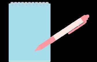 メモとシャープペン