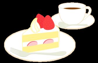 ショートケーキセット