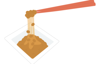 糸引き納豆