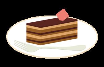 ケーキ(オペラ)