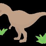 恐竜(ティラノサウルス)